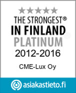 The strongest in Finland 201-2016